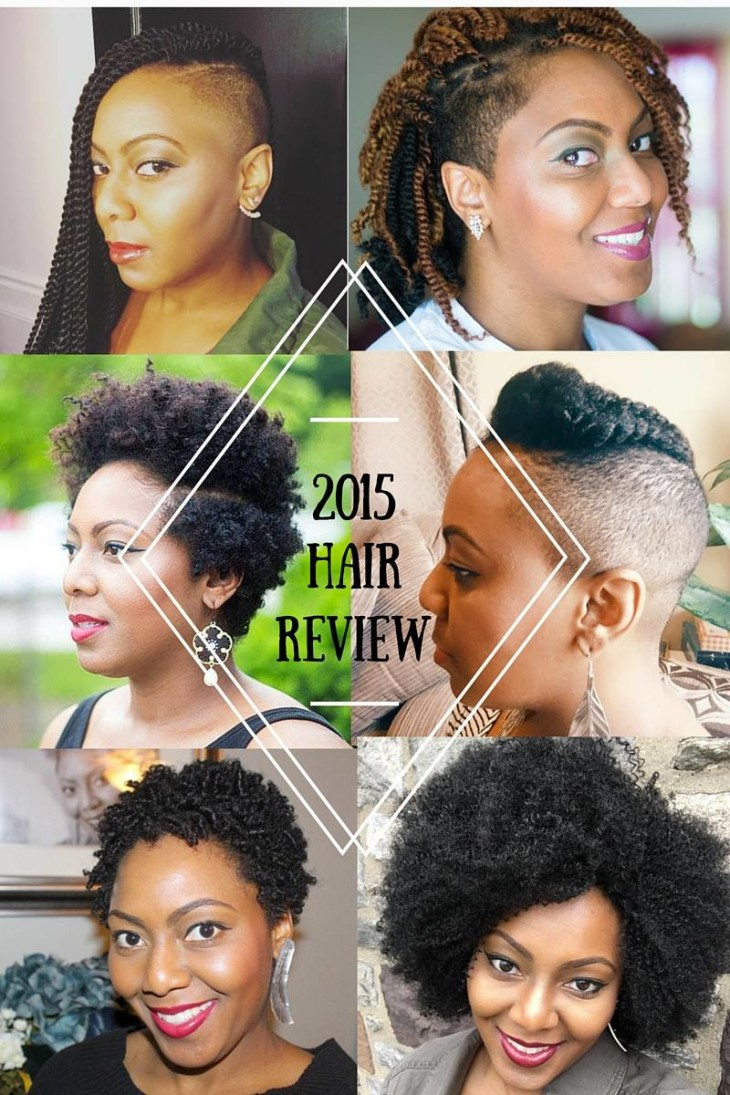 Being Melody 2015 Hair Review