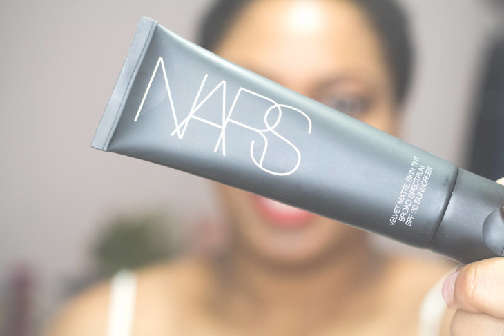 Nars Matte Velvet Skin Tint Malaga is the perfect lightweight foundation for Spring
