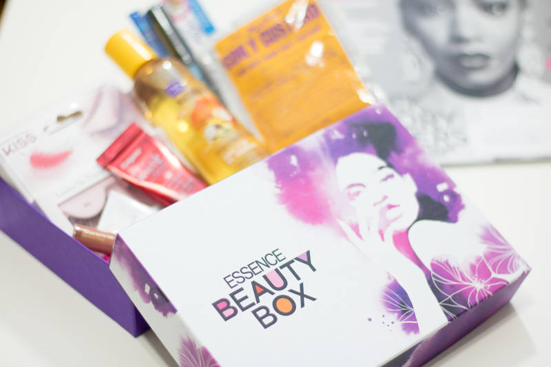 My thoughts on the Essence Beauty Box.