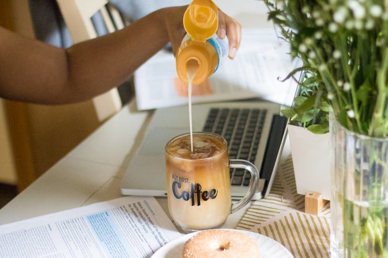 How to Make the Perfect Cup of Iced Coffee International ID Simply Pure