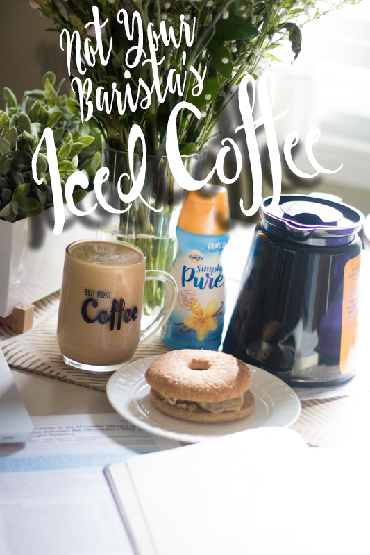 Make Iced Coffee Better Than Your Barista at Home!