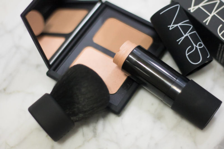 Nars Hot Sands Collection is the perfect bit of glow for Brown Girls- BeingMelody.com
