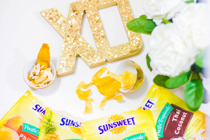SunSweet Dried fruit is the perfect healthy snack to satisfy that sweet tooth.