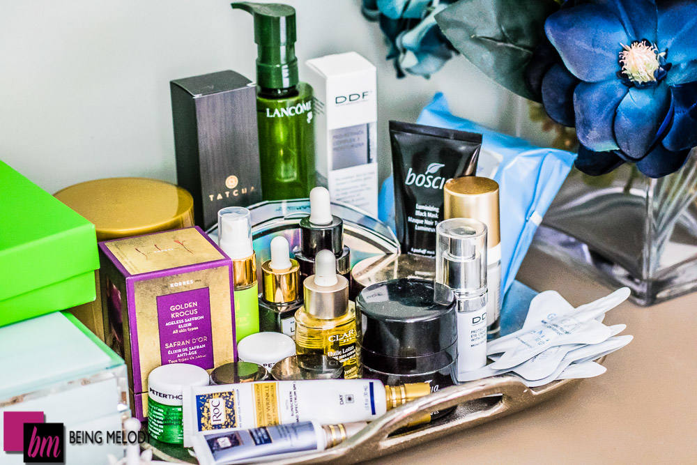 Checkout What's in my Skin Care Collection.