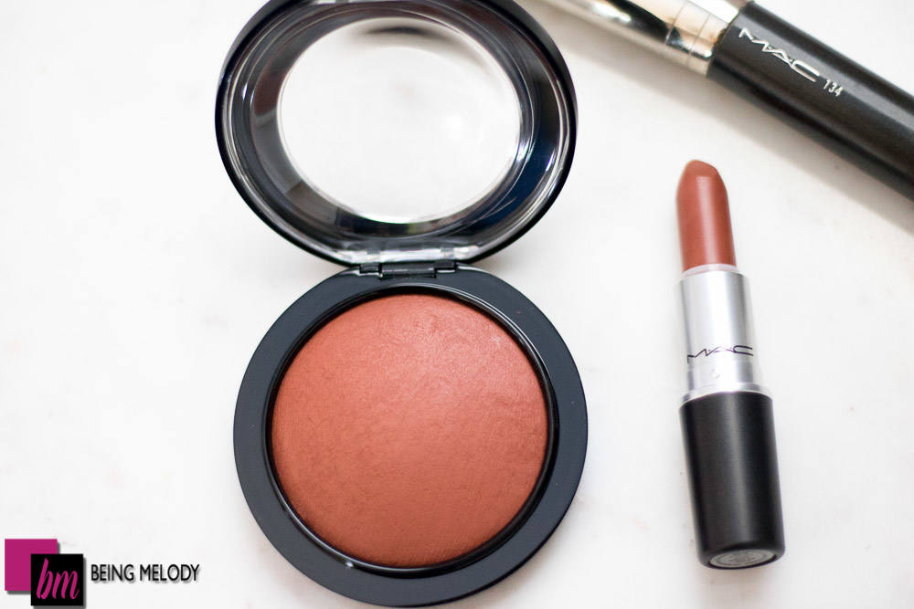MAC X Taraji Collection Review and Swatches on Medium Brown Skin