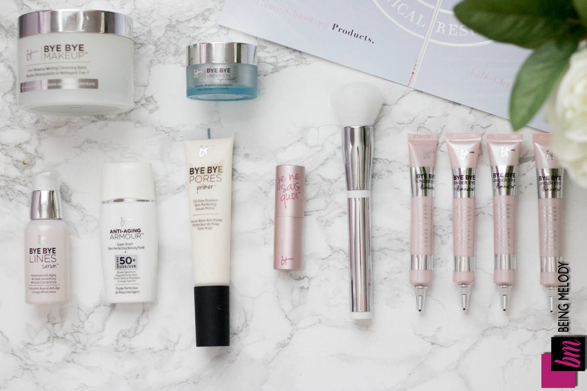 It Cosmetics Bye Bye Skincare Collection is now at Sephora.| www.beingmelody.com