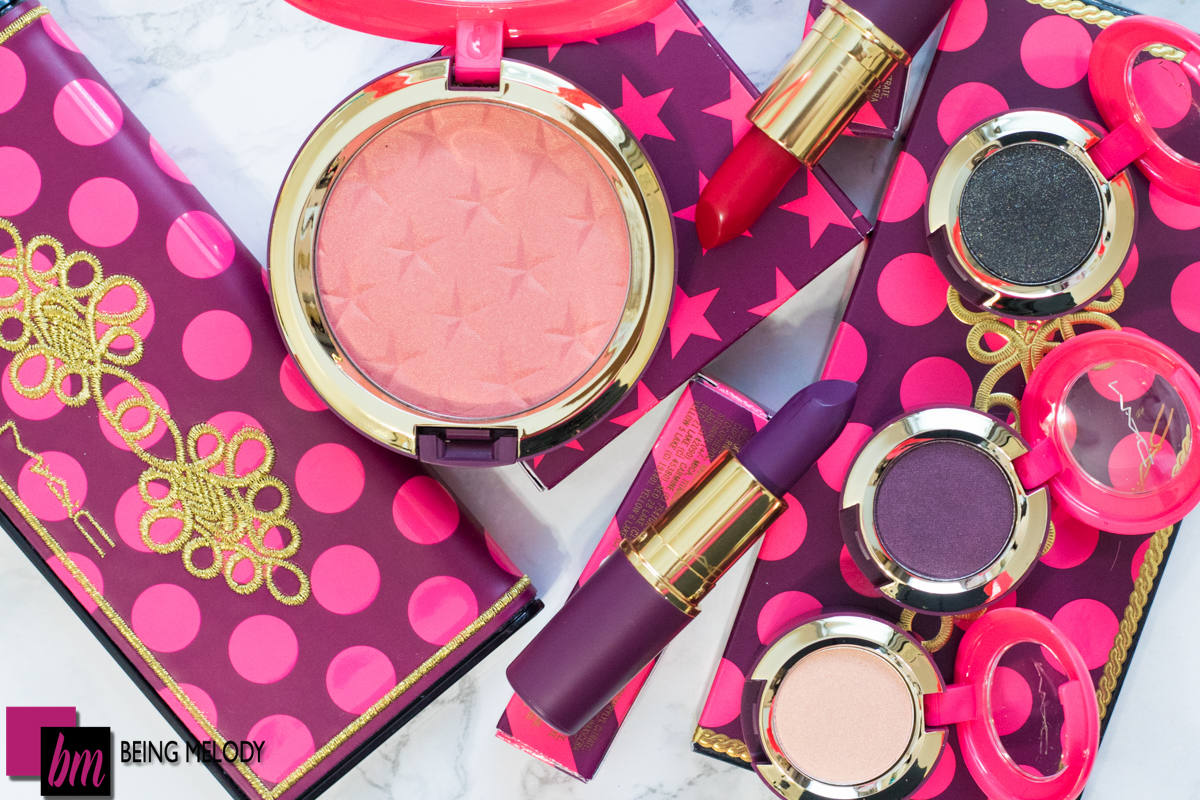 MAC Nutcracker Sweet Holiday Collection 2016 www.beingmelody.com