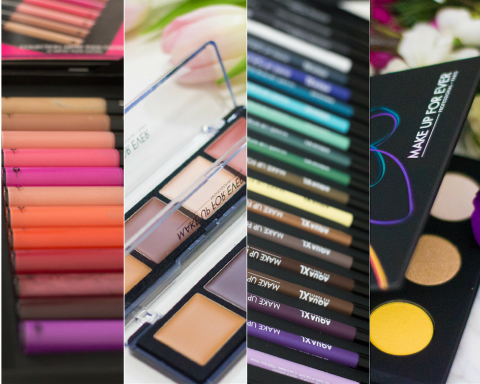 Make Up For Ever Color products for every makeup artist needs.