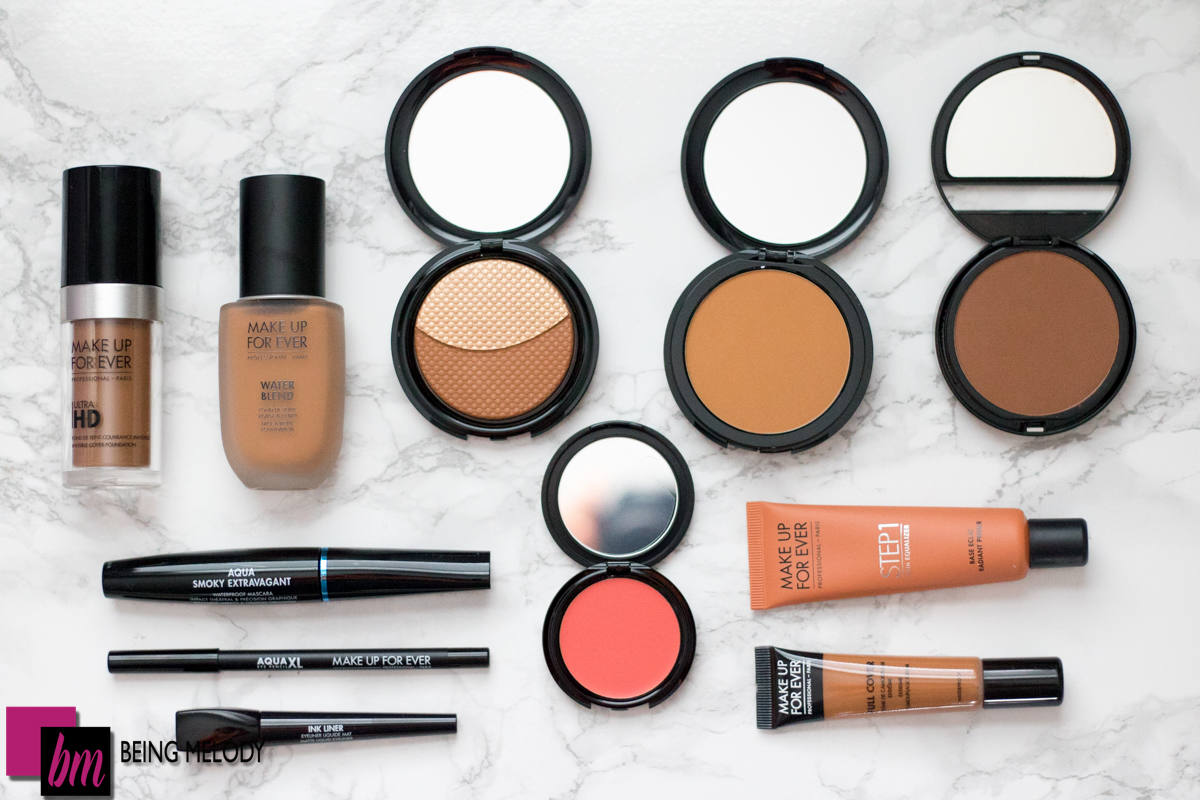 Make Up For Ever Must Haves