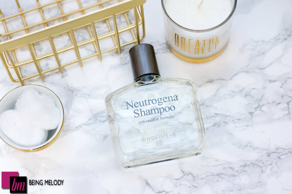 Neutrogena Anti-Residue shampoo is a great product to use when you need your hair to bounce back!