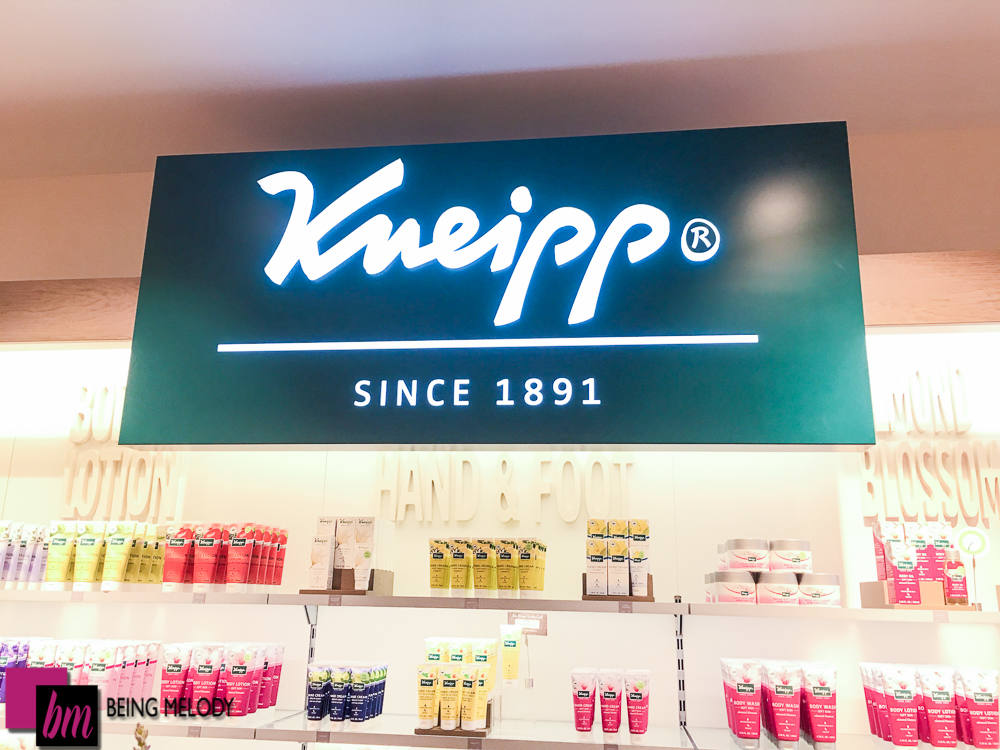 Kneipp Opens first US Store in King of Prussia Mall