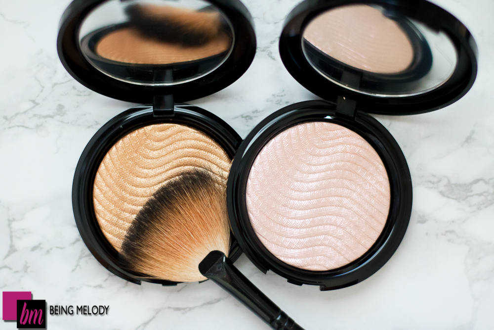 Make Up For Ever Pro Fusion Light Highlighters