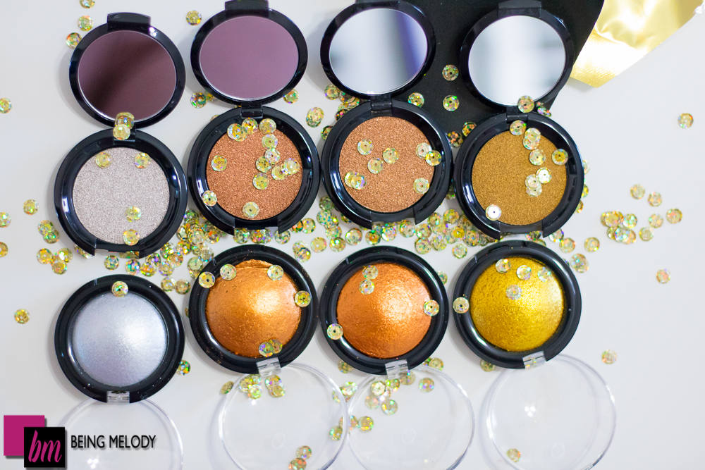 Pat McGrath Labs Metalmorphosis 005 Kit Review, Swatches, and How to Use it!