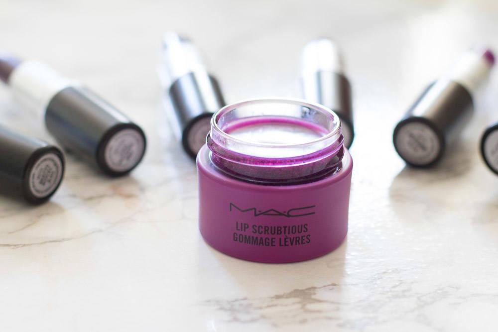 Get LIP SCRUBTIOUS with MAC Cosmetics *Reveiw*