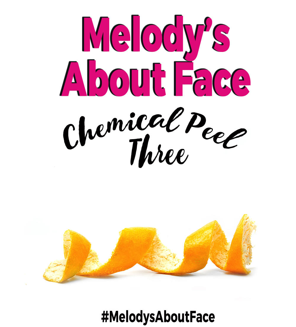 Melody's About Face Chemical Peel Three
