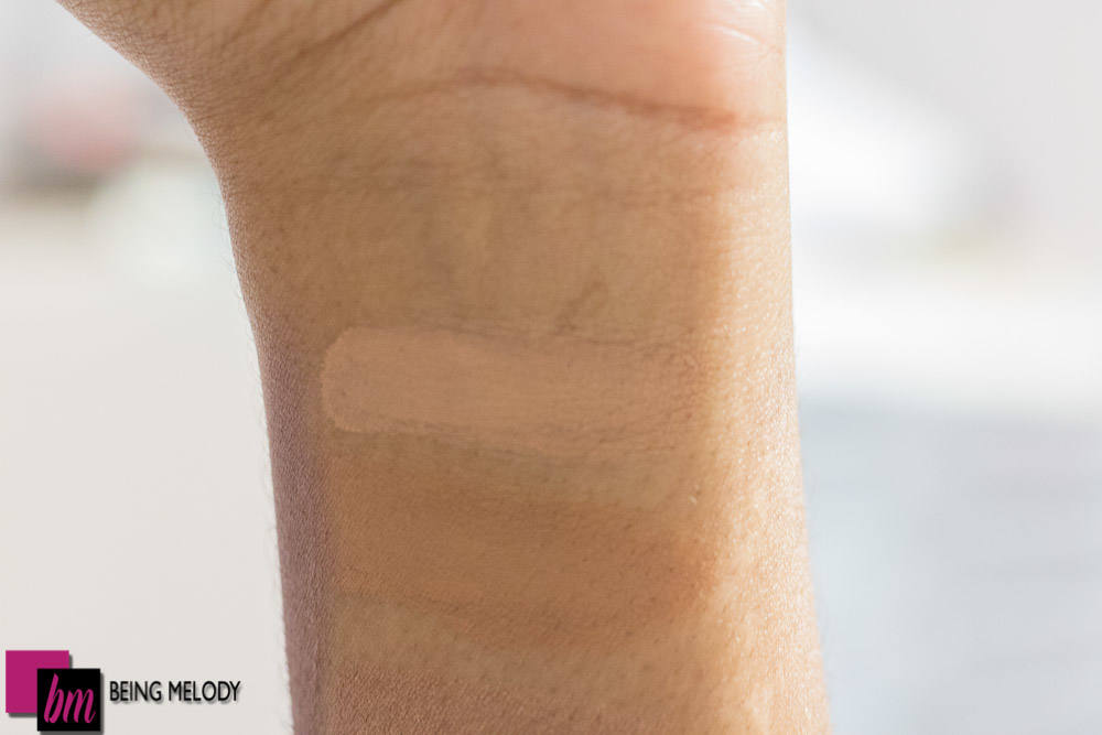 Nars Soft Complete Concealer Swatches