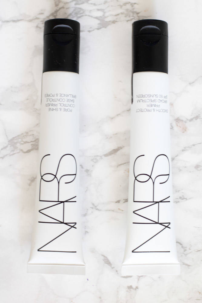 Nars Pore and Shine Control Primer and Smooth and Protect Primer