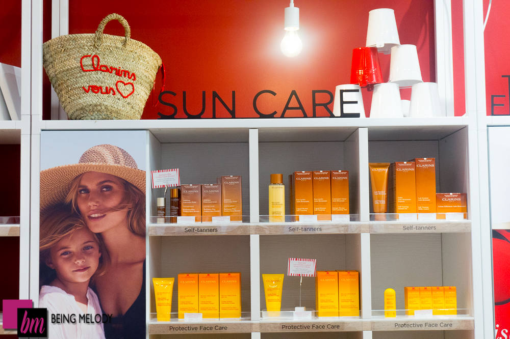Clarins opens first US store in King of Prussia Mall www.beingmelody.com