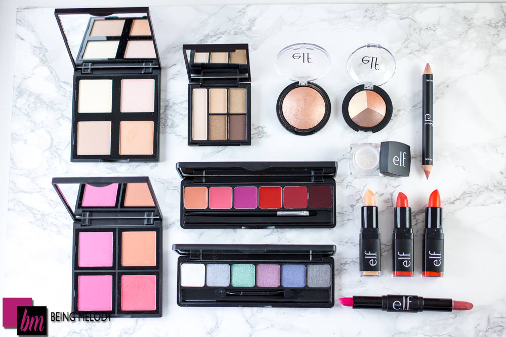 My e.l.f Cosmetics Favorites