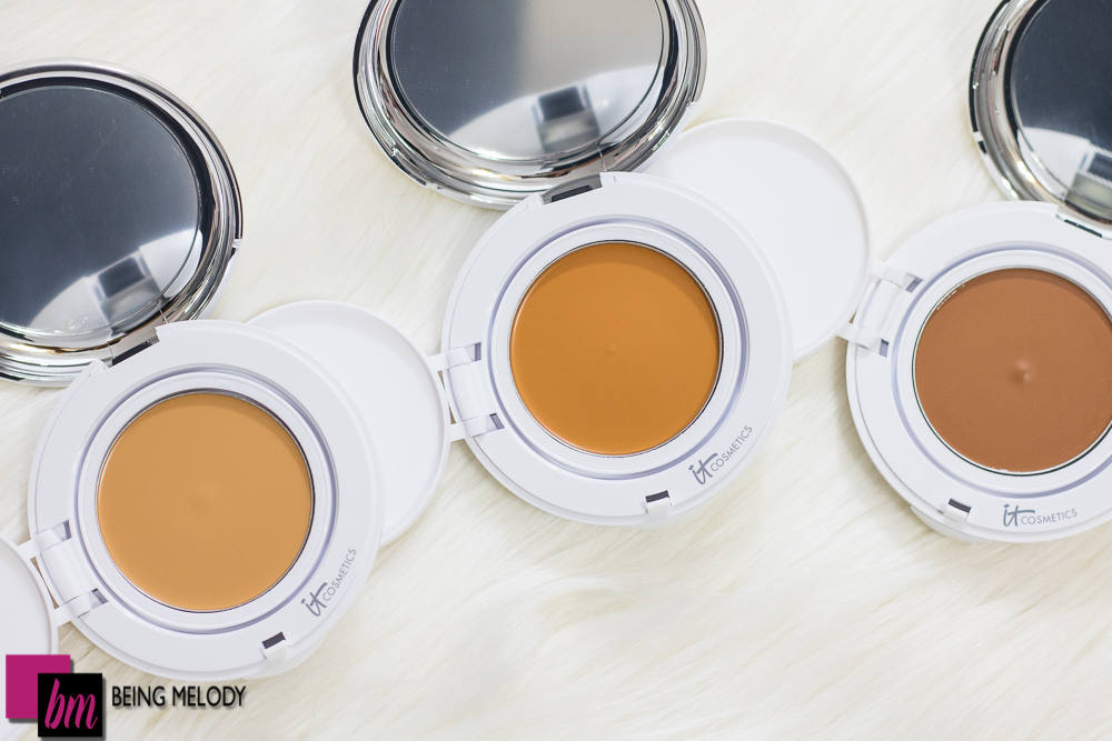 It Cosmetics Confidence in a Compact Foundation www.beingmelody.com