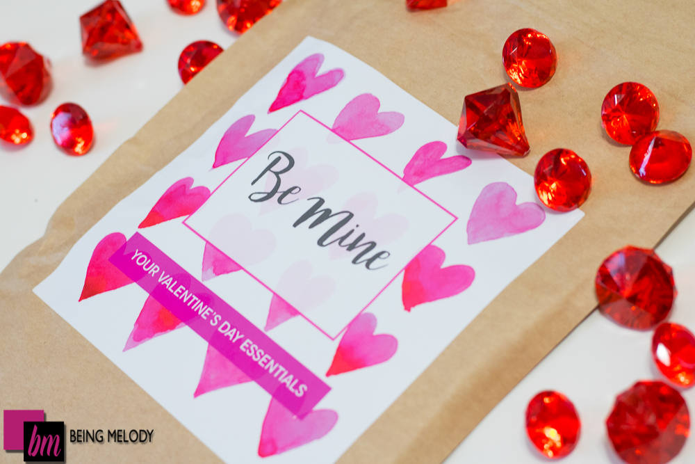 Karuna Be Mine Valentine's Day Sheet Mask Set www.beingmelody.com