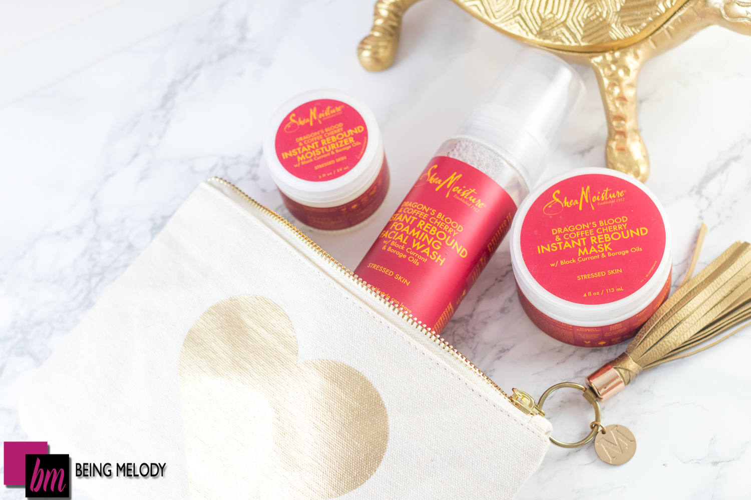 Revive Stressed Skin with the SheaMoisture Dragon Blood and Coffee Cherry Collection
