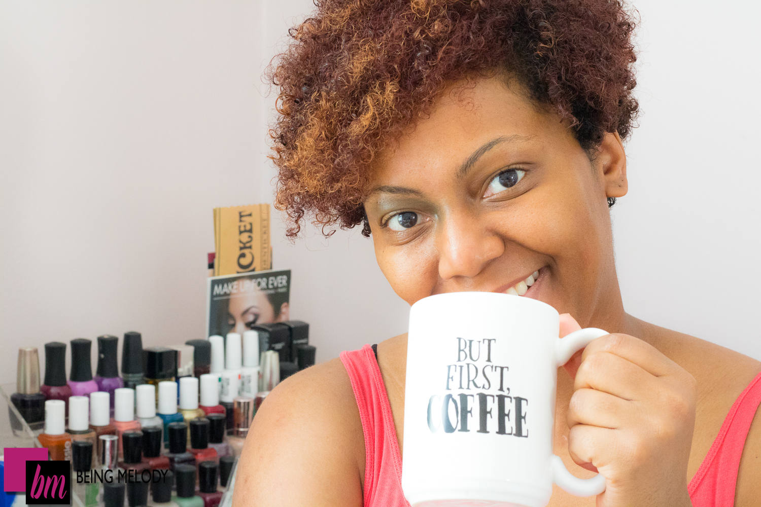 Carefree mornings- morning routine- carefree liners -www.beingmelody.com
