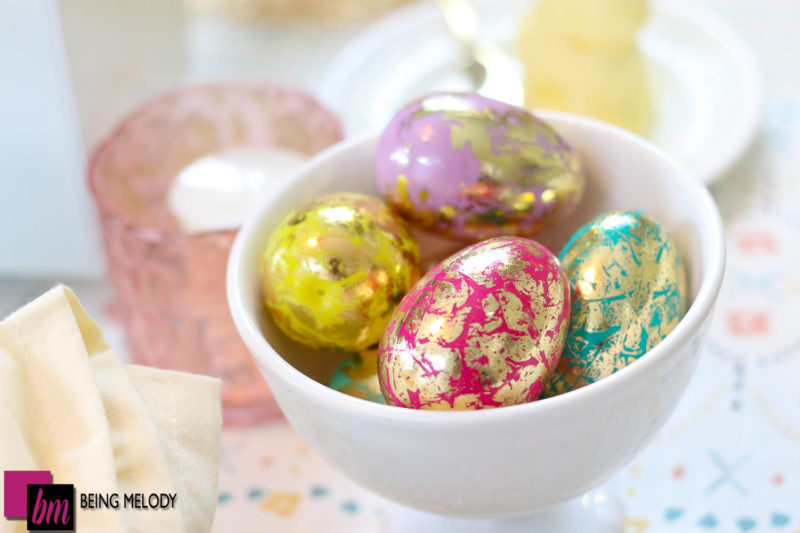 Easter Tablescape decorating ideas -Keller Creamery- Butter Sculptures- Easter Tablescape- www.beingmelody.com