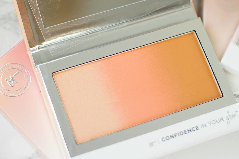 It Cosmetics- Confidence in Your Glow- Instant Nude Glow- Blush- Being Melody