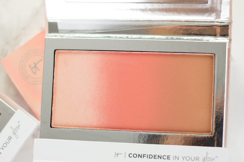 It Cosmetics- Confidence in Your Glow- Instant Warm Glow- Blush- Being Melody