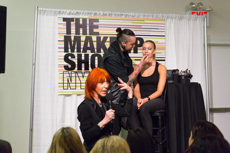 The Makeup Show NYC 2017