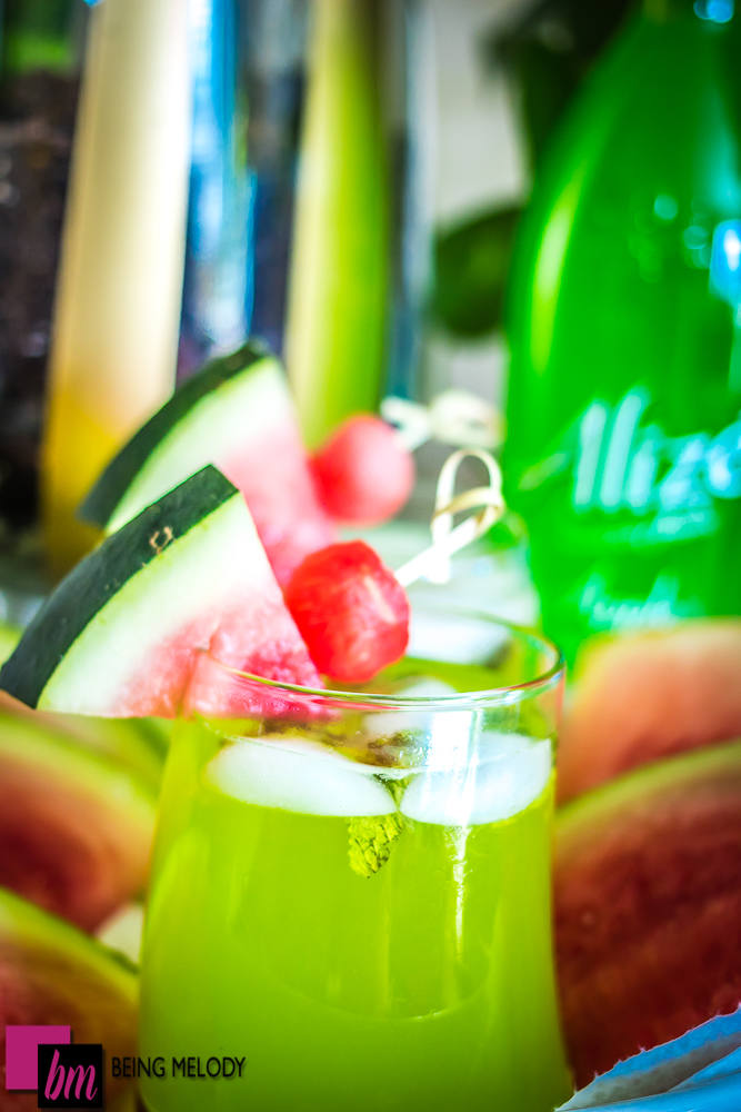 Alize Apple perfect for summer cocktails www.beingmelody.com #alizeincolor