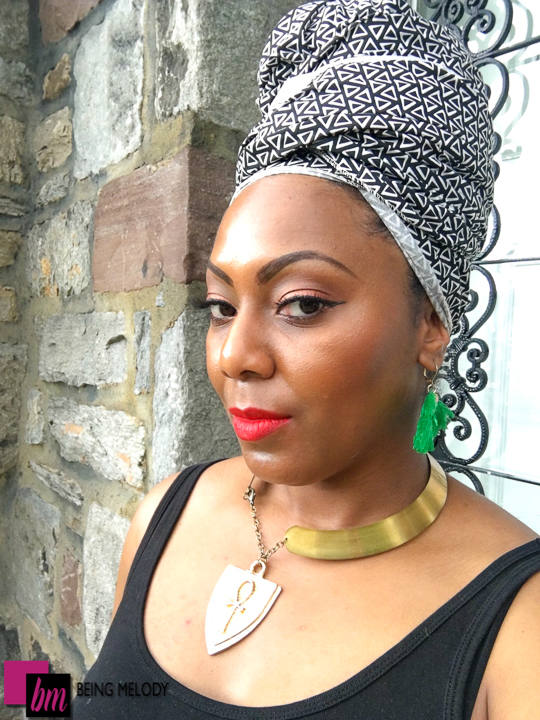 Headwraps for Natural Hair www.beingmelody.com