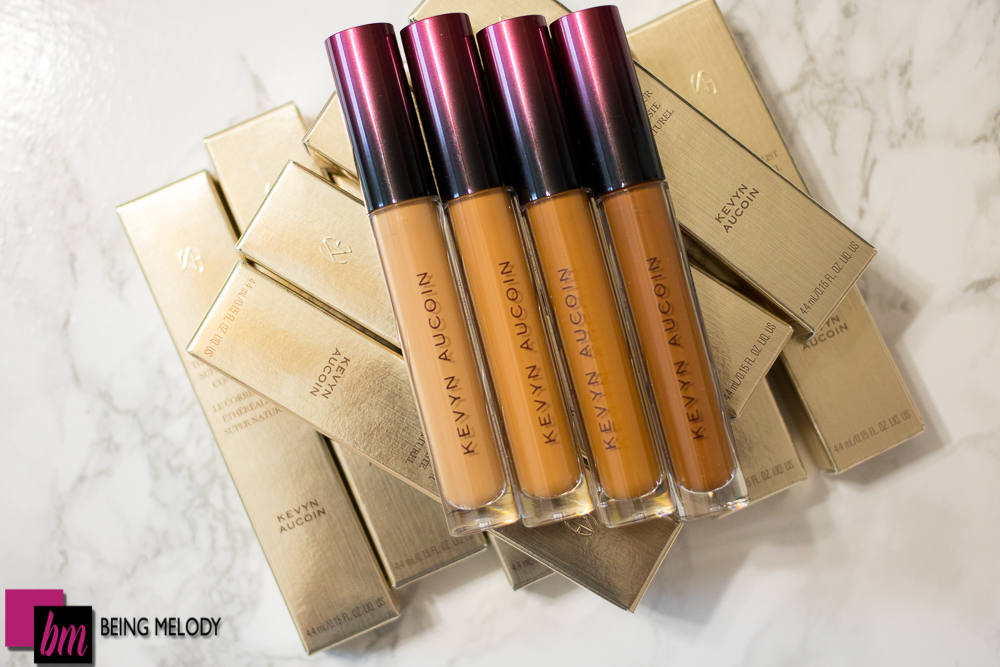 No Shade, but Where's the Shades? Kevyn Aucoin The Etherealist Supernatural Concealer Review