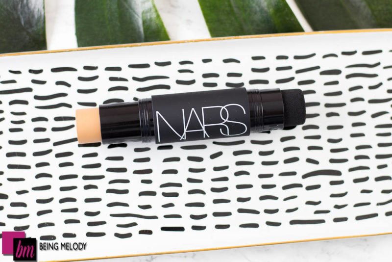 Nars Matte Velvet Foundation Sticks Review and Swatches on Medium Brown Skin www.beingmelody.com