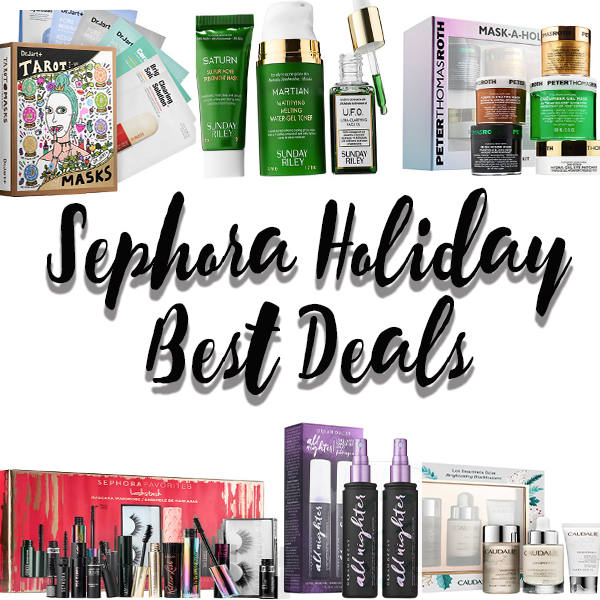Sephora Holiday 2017 Best Beauty Buys