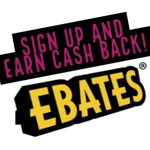 Earn Cash Back with Ebates www.beingmelody.com