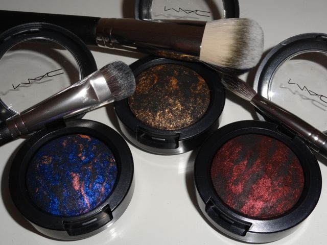 MAC Semi Precious Collection Brushes and Shadows