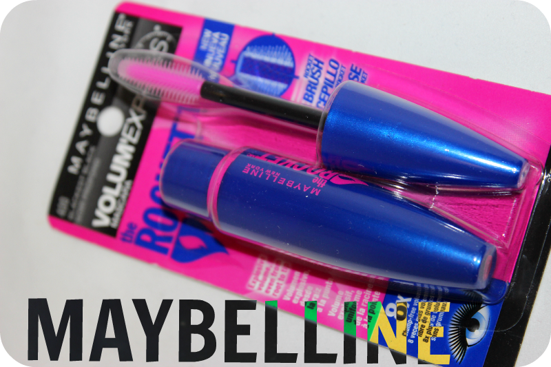 """Maybelline Volum'Express Mascara """"The Rocket"""" Review"""