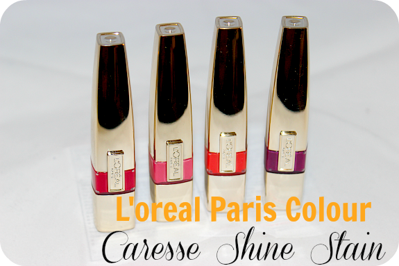 L'oreal Colour Caresse Shine Stain Review