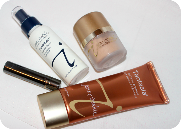 Jane Iredale Summer Beauty Review and Give Away
