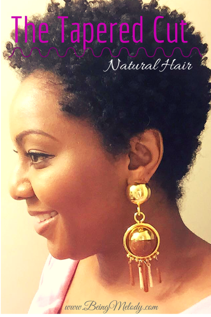 Tapered Natural Hairstyles For Black Women