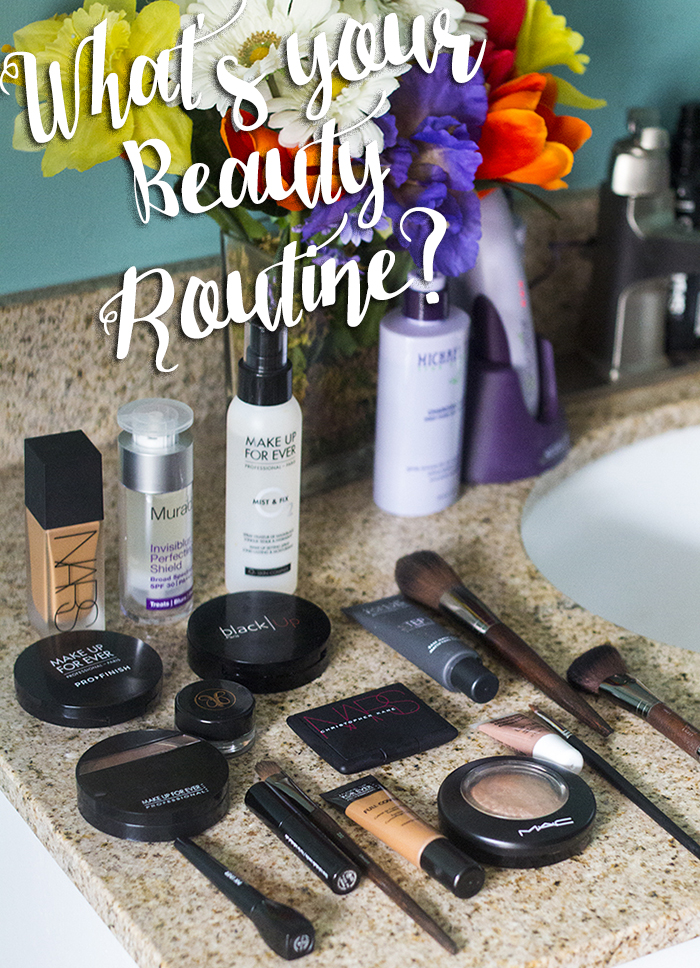 What's Your Everyday Beauty Routine?