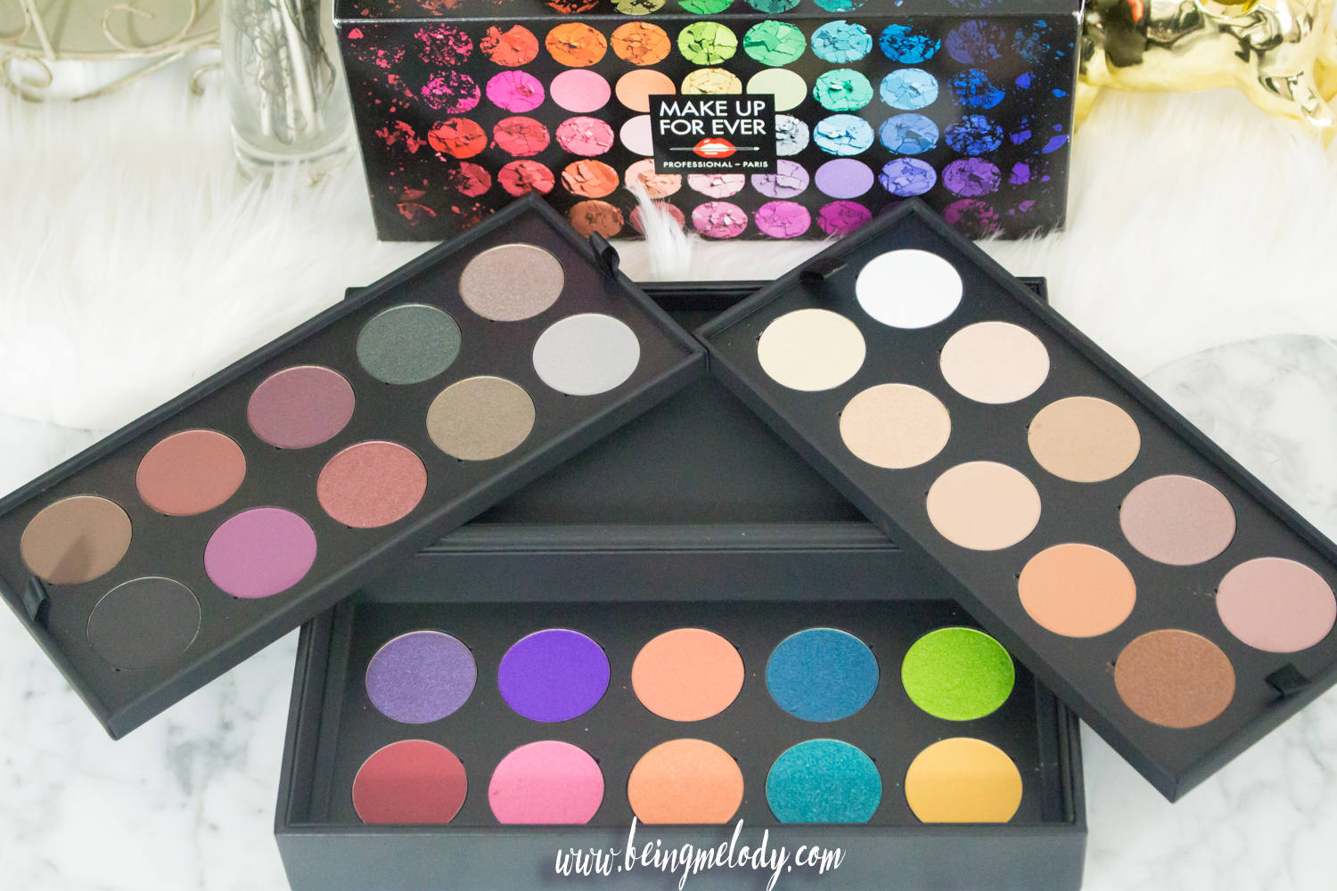 Make Up For Ever Artist Eyeshadow Collector's Palette Available Cyber Monday!