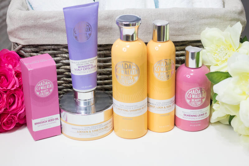 Madam C J Walker Beauty Culture Review On 4b Natural Hair