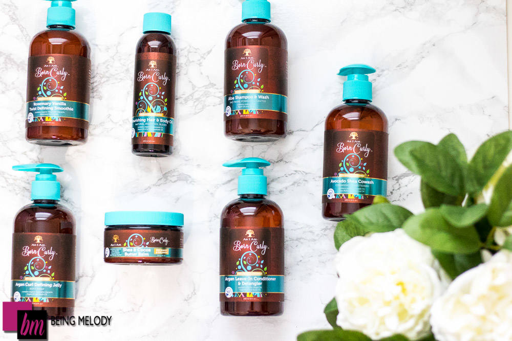 Natural Curly Hair Products For Babies