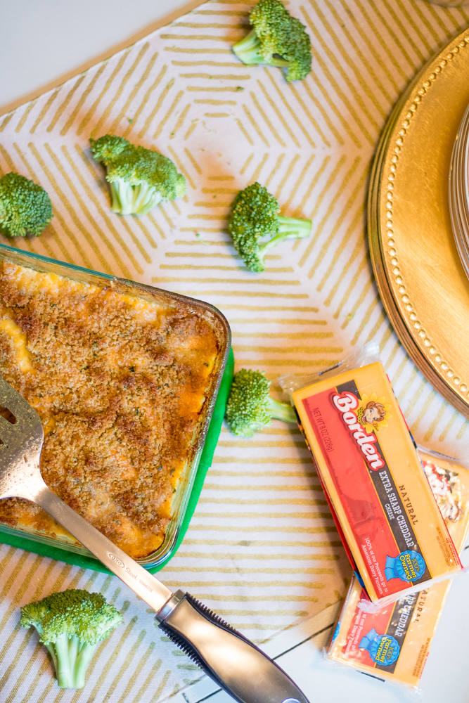 Keeping Holiday Tradition with My Grandmother's Broccoli Casserole