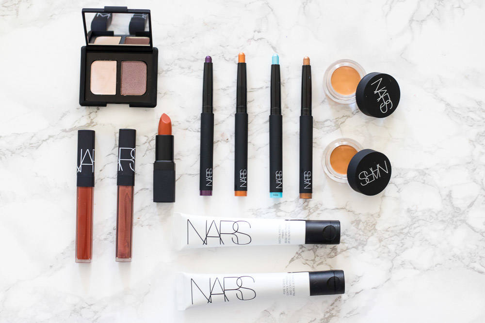 NARS Cosmetics WildFire Collection, Soft Matte Complete Concealers, and New Primers Reviews