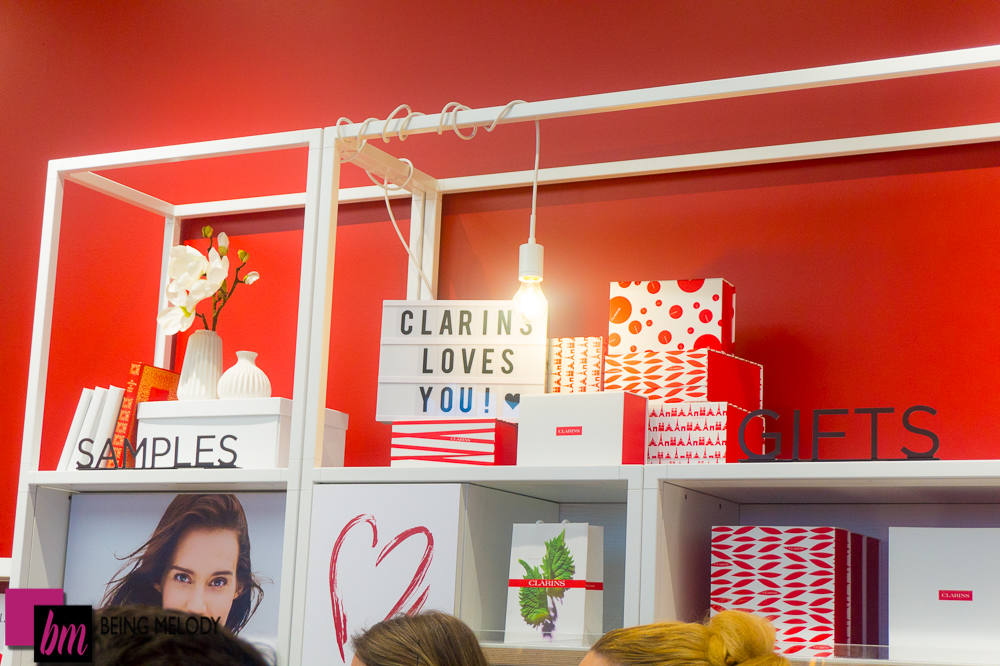 Clarins Opens Its First US Store in the King of Prussia Mall!