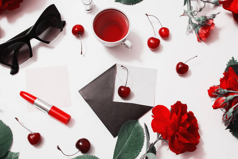 Red Hot Beauty Buys for Valentine's Day